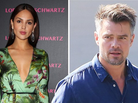 Josh Duhamel moves on with Baby Driver's Eiza Gonzalez after split from Fergie