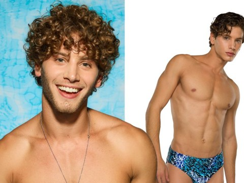 Once upon a time Love Island's Eyal was a cherubic swimwear model