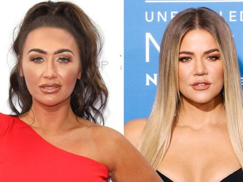 Lauren Goodger 'wants to be the UK's Khloe Kardashian' as former TOWIE star is 'lined up' for Revenge Body show