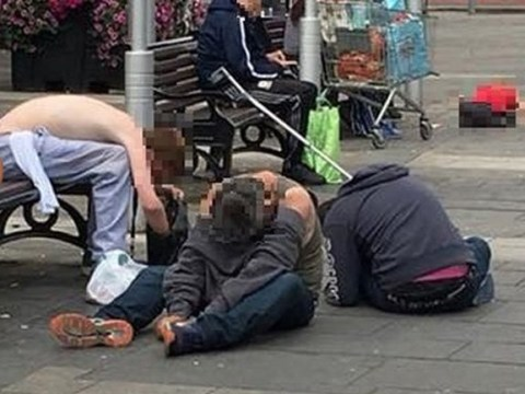'Devastating' impact of drug Spice on UK streets