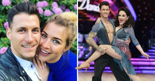 Gemma says she and Gorka are safe from Strictly curse