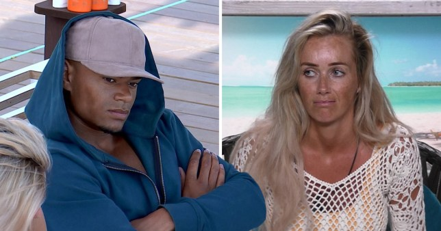 Love Island's Laura's left panicking as Wes goes 'cold' on