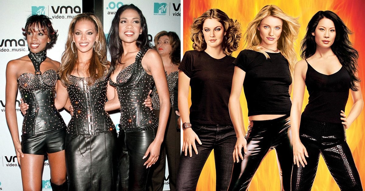 Destiny's Child could reunite for Charlie's Angels remake with Lupita Nyong'o and we can't wait