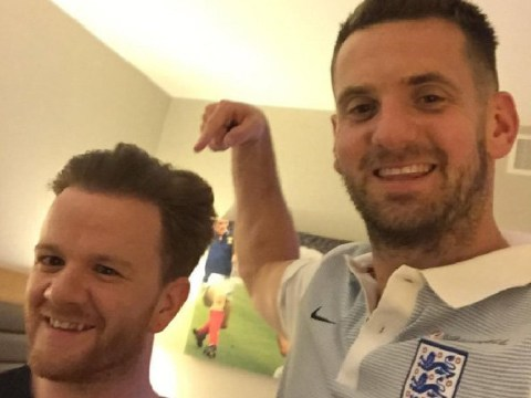 British barbers flown into Russia to get England World Cup boys match ready