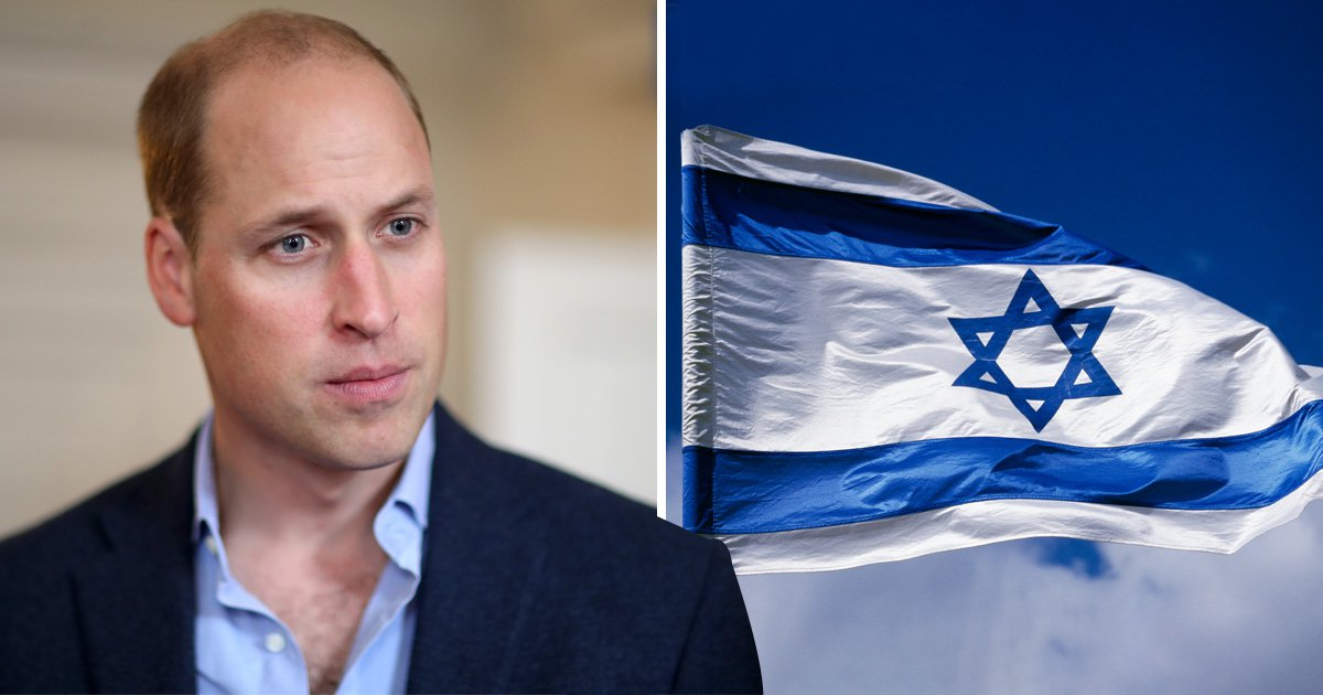 Prince William set to begin historic first royal tour of Israel