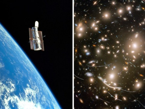Asteroids keep 'photobombing' the Hubble Space Telescope's incredible pictures