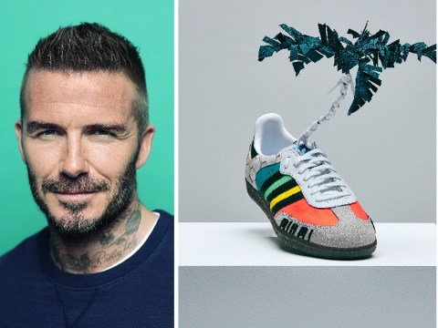 David Beckham joins Naomi Campbell and Rita Ora for Adidas's LGBT homeless charity campaign