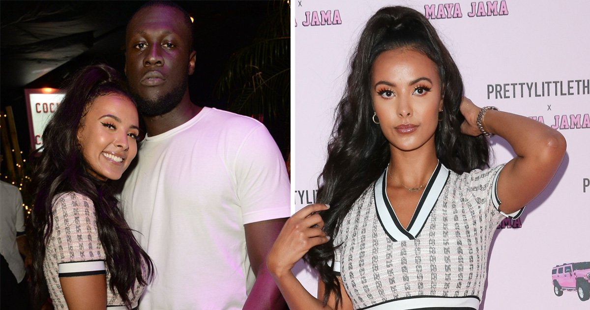 Maya Jama supported by other half Stormzy as fashion line is next step in her world domination