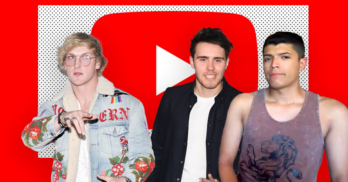 Eight of the biggest YouTube controversies as Alfie Deyes lands in hot water