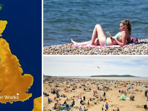 UK heatwave to continue with rising temperatures making it hotter than Greece
