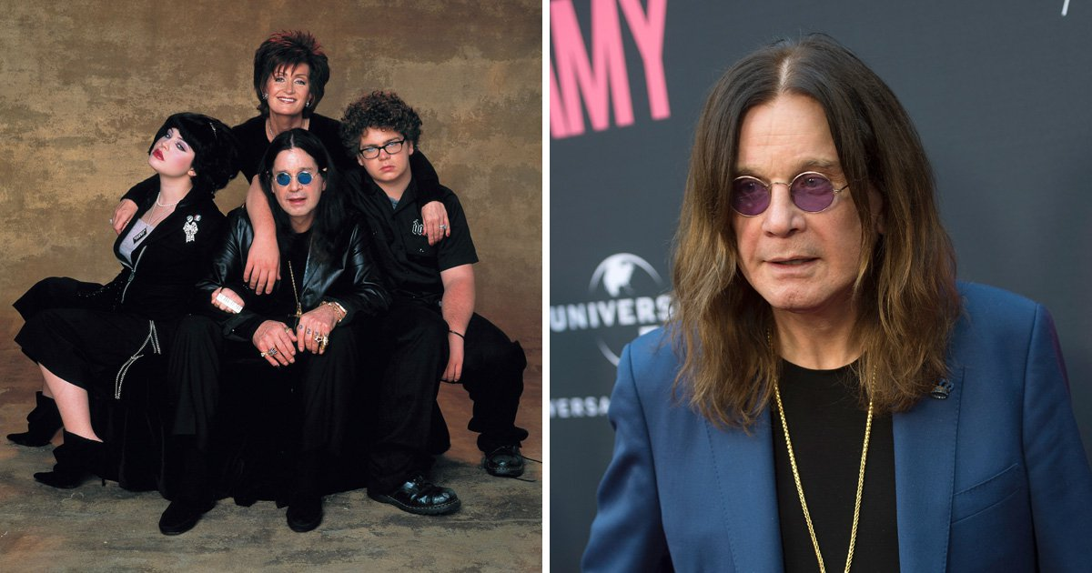 Ozzy Osbourne 'hated' filming The Osbournes reality show and just wanted to be a musician