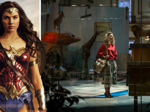 First look at Kristen Wiig as Cheetah in Wonder Woman 1984 released and we have so many questions
