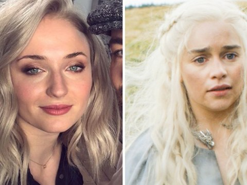 Game Of Thrones' Sophie Turner channels Khaleesi with new 'icy blonde' bob