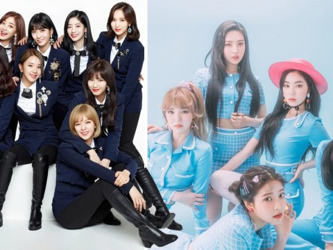 TWICE and Red Velvet celebrate Music Bank's 20th anniversary with classic covers