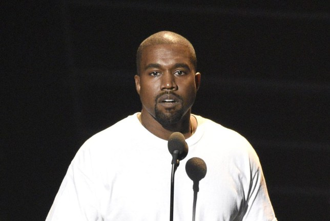 FILE - In this Aug. 28, 2016 file photo, Kanye West speaks at the MTV Video Music Awards in New York. Looking to back up his deeply dubious declaration that slavery was a ???choice,??? Kanye West tweeted a Harriet Tubman quote that was flat-out false. (Photo by Chris Pizzello/Invision/AP, File)