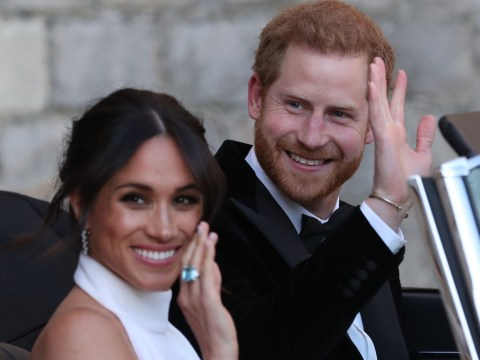 If you move fast, you can buy your partner the same painting Prince Harry gave Meghan
