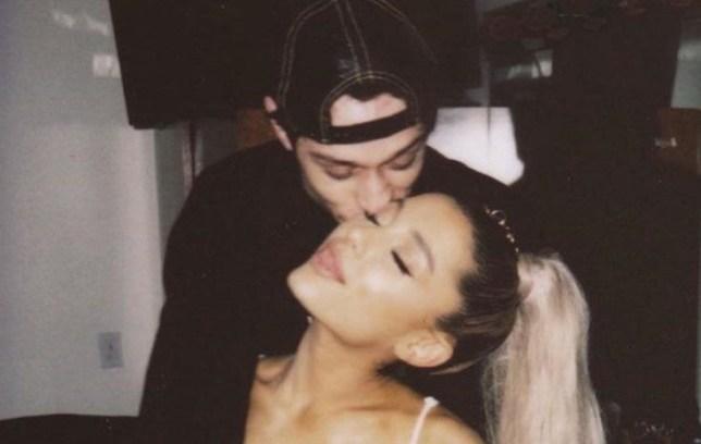 Pete Davidson Gets 2 Ariana Grande Inspired Tattoos