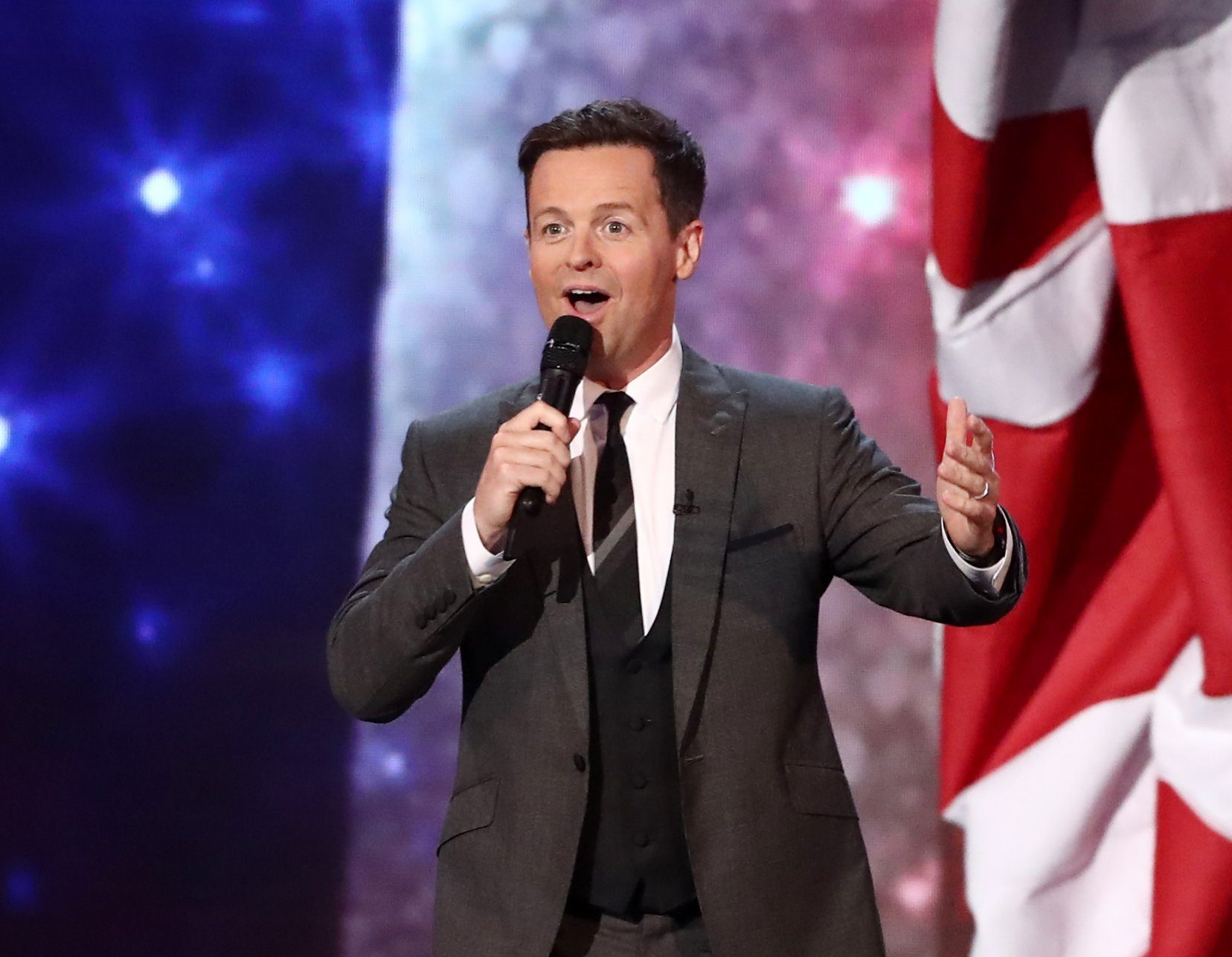 Declan Donnelly's run of Britain's Got Talent live shows proves why he is the best in the business