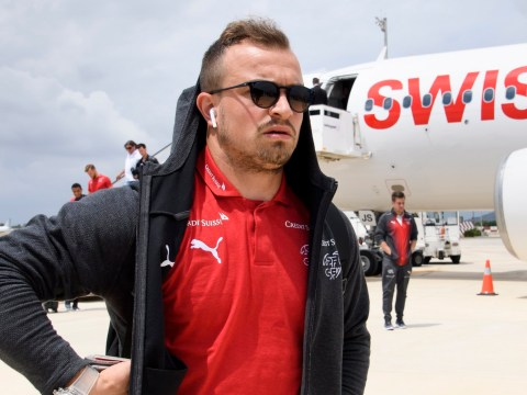 Xherdan Shaqiri will be sold if Liverpool meet transfer asking price, says Gary Rowett