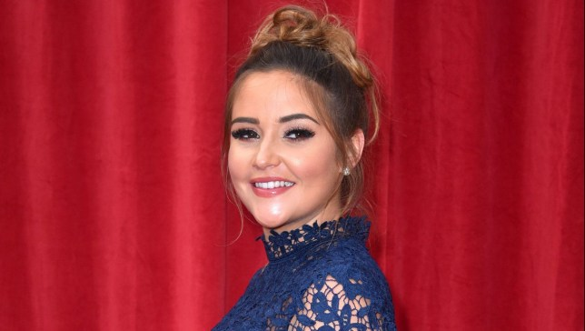 Pregnant Jacq Jossa flashes wedding ring at Soap Awards amid marriage woes