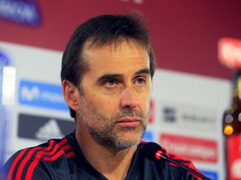 Spain SACK Julen Lopetegui one day before World Cup begins