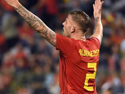 Spurs demand transfer fee in excess of £55million for Manchester United target Toby Alderweireld