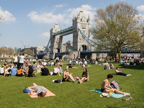 Britain set for a warm week but sadly there's 'no sign' of a heatwave