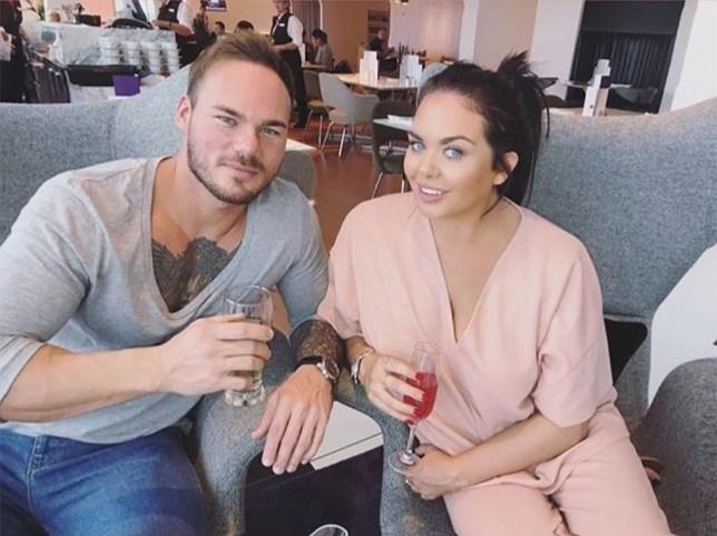 Scarlett Moffatt labels 'pathological liar' ex 'best boyfriend ever