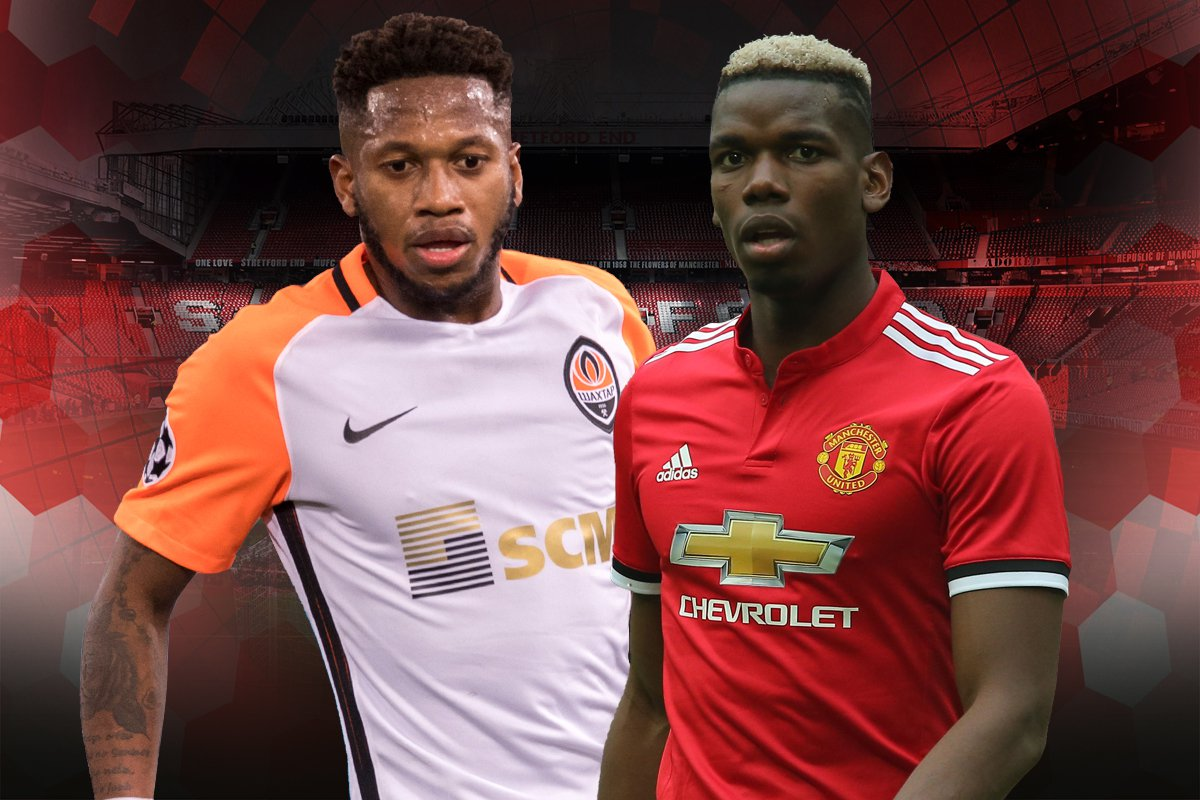 What position does Manchester United new boy Fred play and how will he affect Paul Pogba?