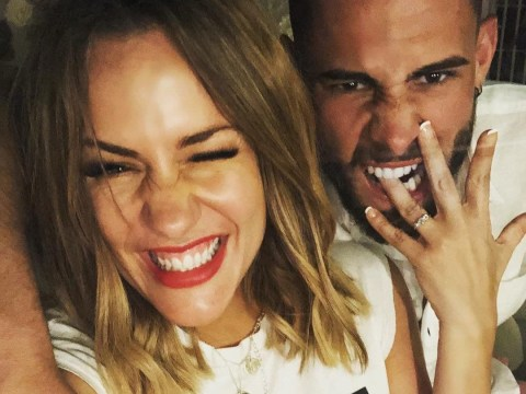 Caroline Flack can't blame people being 'fascinated' with her love life following Andrew Brady split