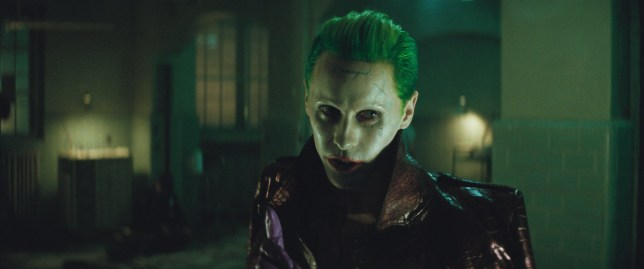 "Jared Leto ""The Joker"";"