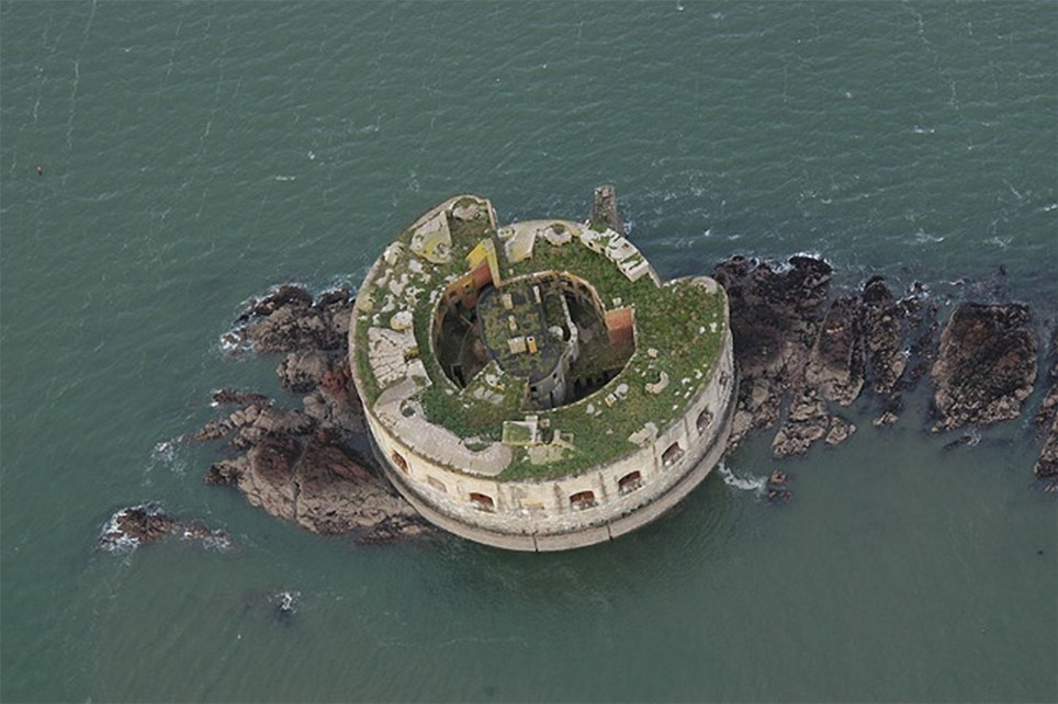 An island for is up for sale for just ?400,000 - less than the price of a one bed flat in London. Stack Rock Fort, off the coast of Milford Haven in Pembrokeshire, could be yours for under half a million pounds. Built between 1850 and 1852, and upgraded in 1859 with a new building that completely encased the original gun tower, the Grade II-listed fortification is on sale for ?400,000. Wales News Service