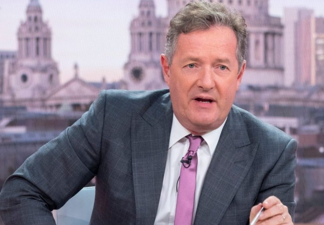 EDITORIAL USE ONLY. NO MERCHANDISING Mandatory Credit: Photo by Ken McKay/ITV/REX/Shutterstock (9704438o) Piers Morgan 'Good Morning Britain' TV show, London, UK - 06 Jun 2018 MISS AMERICA SAYS BYE-BYE TO BIKINIS - ROS / MICHELLE The Miss America beauty pageant says it will no longer judge competitors on their physical appearance and has scrapped its bikini challenge. * TDC MW4 BEAUTY PAGEANTS * VT: What a beauty pageant based on brains would sound like - clips of previous competitions * DESK: Harriet Minter, journalist, says these competitions are outdated and should be scrapped (but interestingly, she loves Love Island) * DESK: Saffron Hart, current Miss GB and a hairdresser from Hull, at the desk, says the swimwear round is her favourite round, it's all about confidence and it's all about being judged on that way you look - it's a beauty pageant!