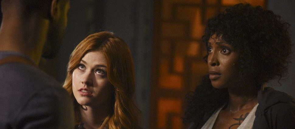 Can Shadowhunters be saved and why was it cancelled? Credit: Constantin Film