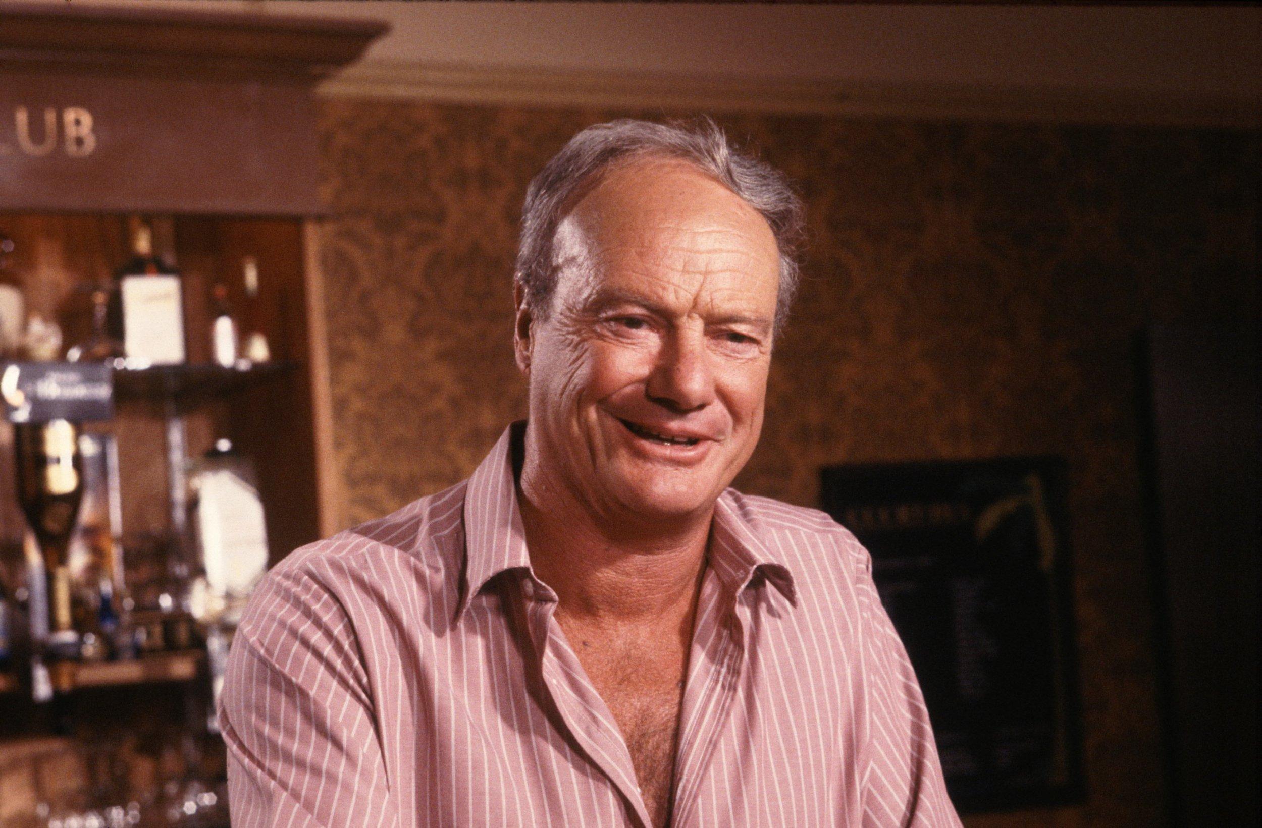 Minder actor Glynn Edwards dies aged 87