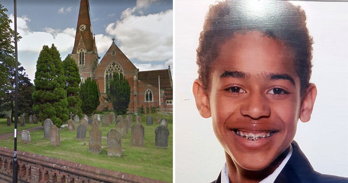 Body found in graveyard in search for missing 15-year-old last seen at home