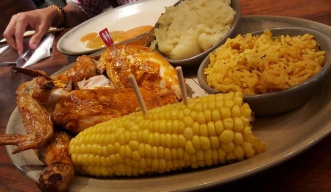roast chicken ; Shutterstock ID 559844410
