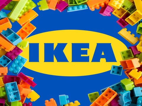 Ikea X Lego is going to be a thing