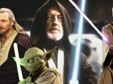 Ben Kenobi's clothes in Star Wars are a massive plot hole