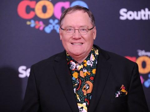 Pixar's John Lasseter to leave Disney over sexual harassment scandal