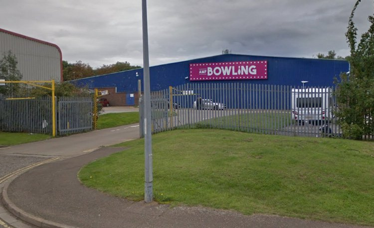 AMF Bowling Sturrock Way, Bretton, Peterborough PE3 8YF Credit: Google