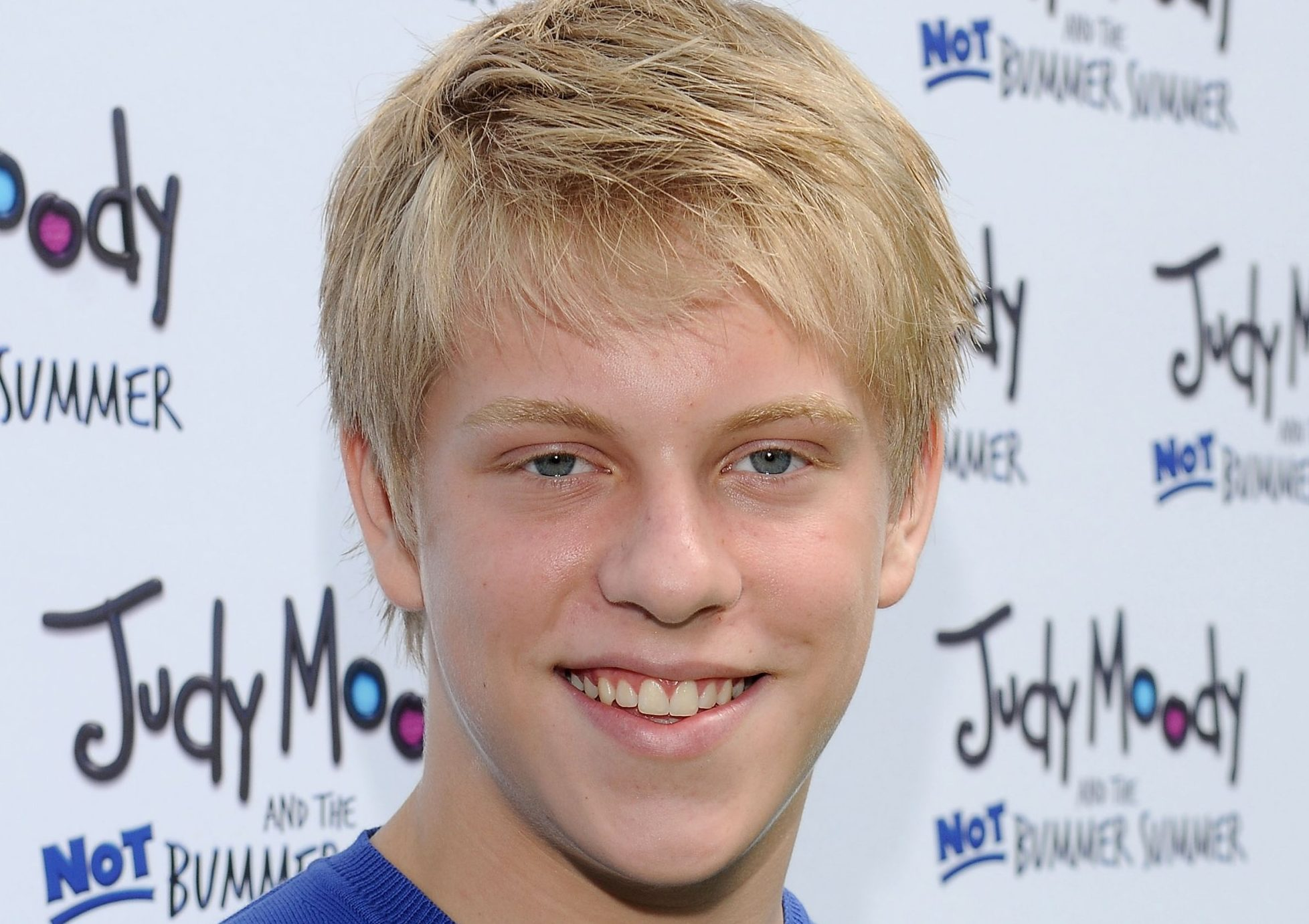 "Actor Jackson Odell attends the Los Angeles premiere of ""Judy Moody And The Not Bummer Summer"" at ArcLight Hollywood on June 4, 2011 in Hollywood, California. (Photo by Mark Sullivan/WireImage)"