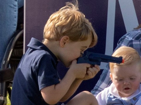 Nurseries are now banning toy weapons as they 'encourage aggression'