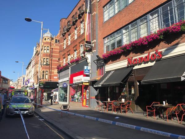 High street kensington Metro.co.uk
