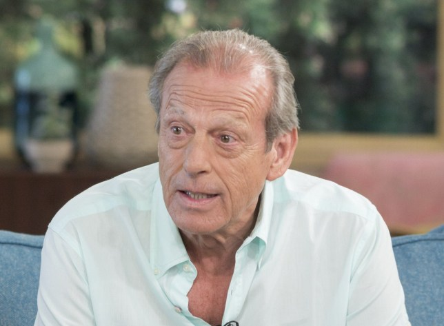 Leslie Grantham 'This Morning' TV show, London, UK - 21 Jul 2016 EDITORIAL USE ONLY. NO MERCHANDISING Mandatory Credit: Photo by S Meddle/ITV/REX/Shutterstock (5778596x)