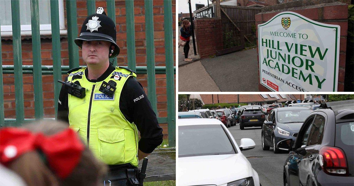 School run war breaks out as 'abusive parents threaten neighbours'