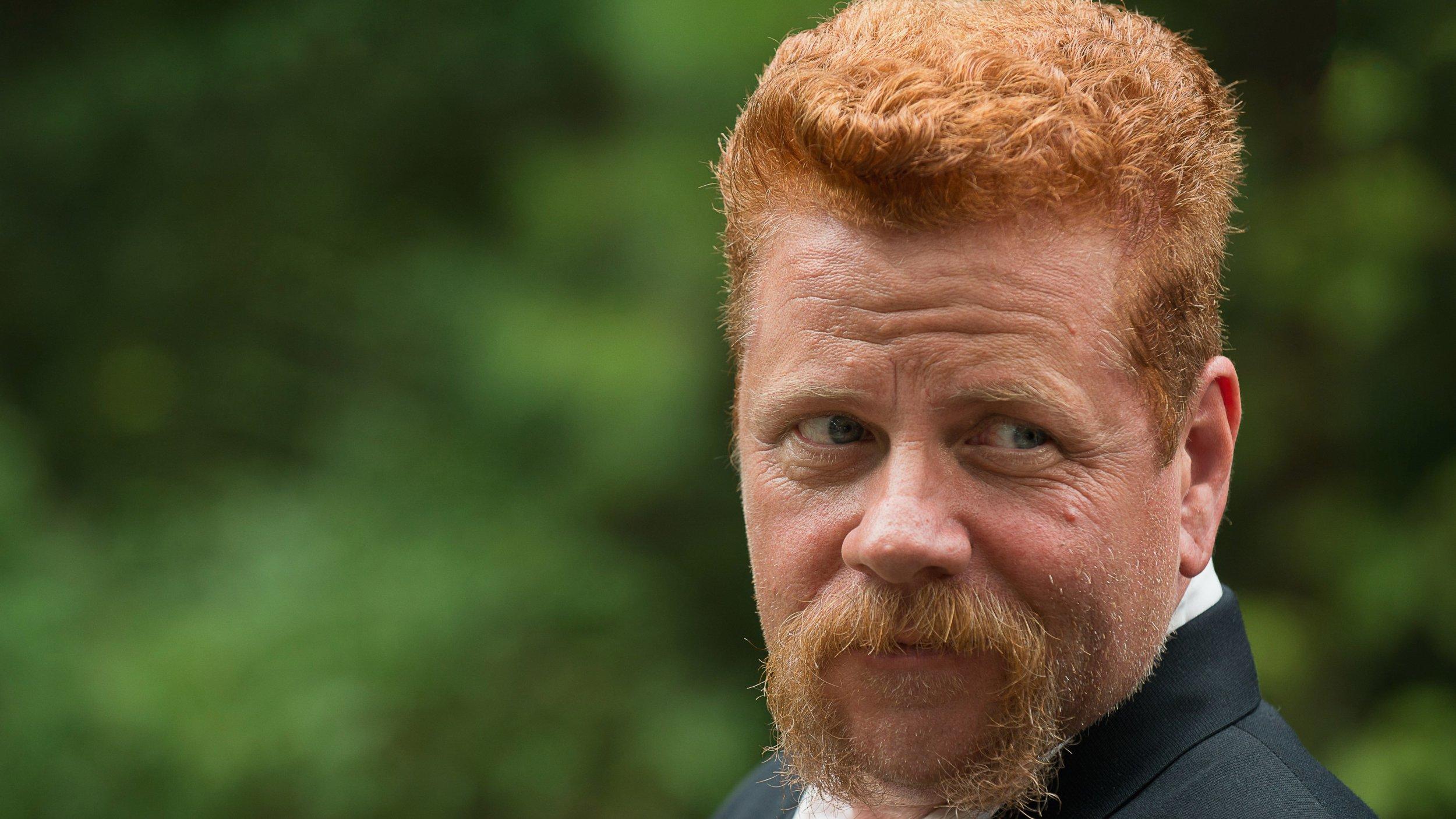 Michael Cudlitz as Abraham in The Walking Dead S6E09 Credit: AMC