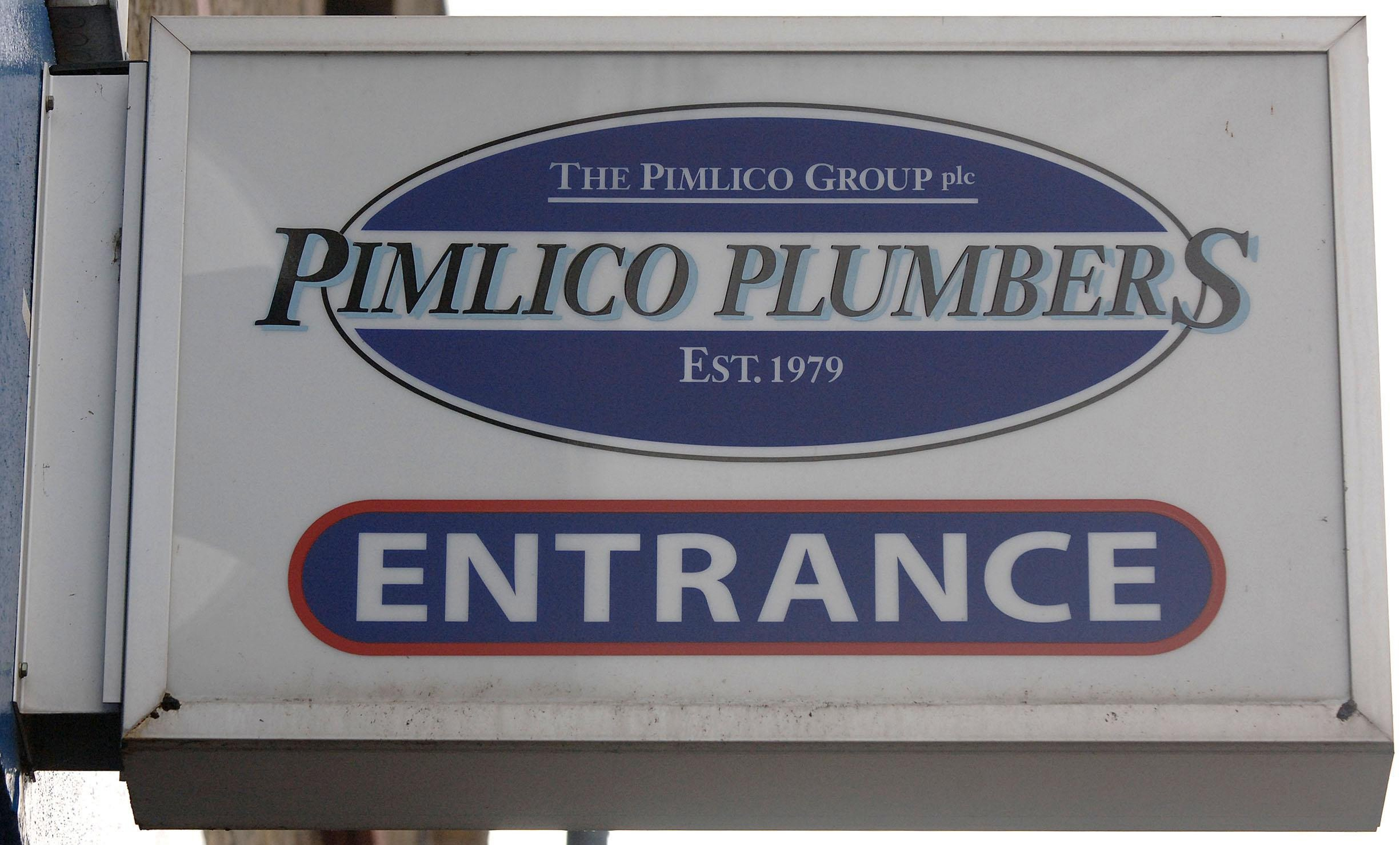 "File photo dated 03/09/07 of a Pimlico Plumbers sign. The UK's highest court is to deliver its ruling in the case involving the plumbers, which is said will have 'huge ramifications' for the gig economy. PRESS ASSOCIATION Photo. Issue date: Wednesday June 13, 2018. Gary Smith, a plumber who worked for Pimlico Plumbers for nearly six years from 2005, has already won a number of court rulings that determined he could claim ""worker"" status even though he was described in his contract as a ""self-employed operative"". See PA story COURTS Plumber. Photo credit should read: Clara Molden/PA Wire"
