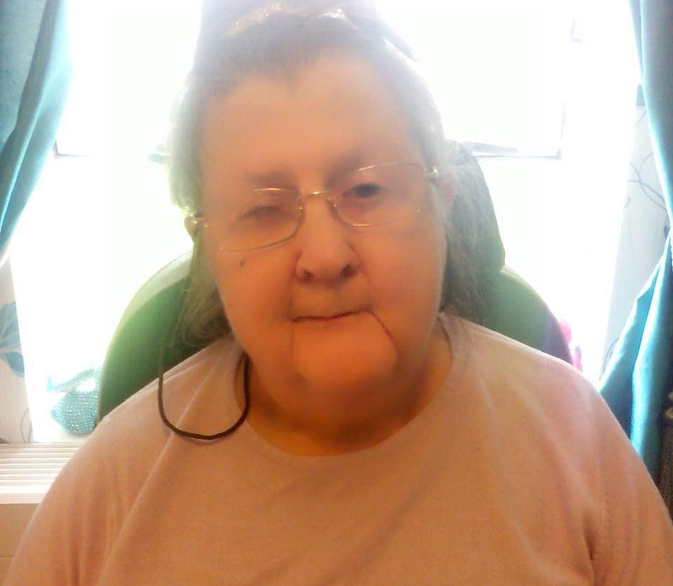 Sandra McGowan - taken from FB page without permissionWW
