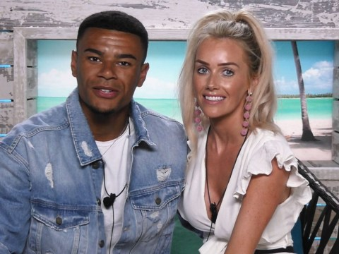 Are Love Island's Wes and Laura on the rocks?